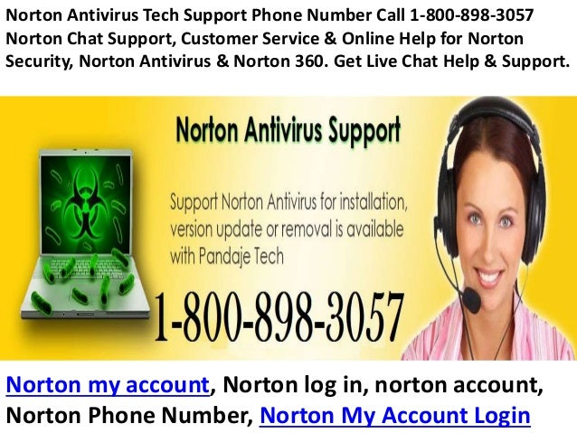 Norton My Account Login Norton Phone Number Norton