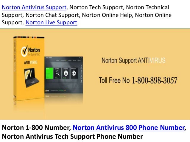 norton telephone customer service