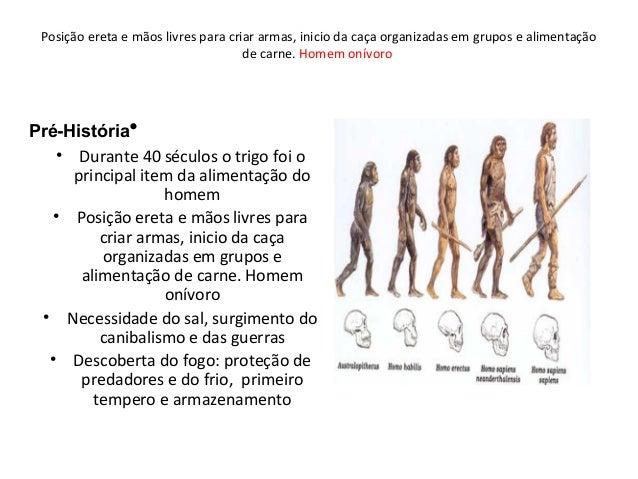 HISTÓRIA DA GASTRONOMIA Slide 3