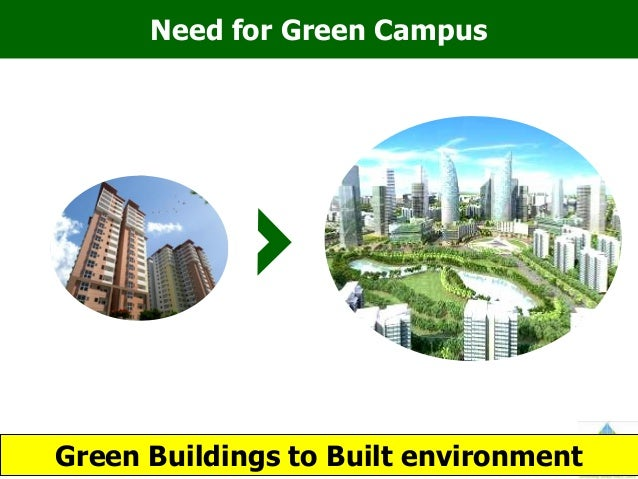 Indian Green Building Council Green Campus Rating System   Slide 2