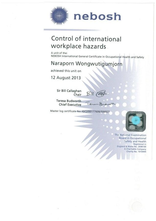 20130812 NEBOSH IGC 2