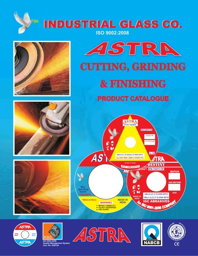 Industrial Glass Company Vashi, Thane, Grinding Wheels