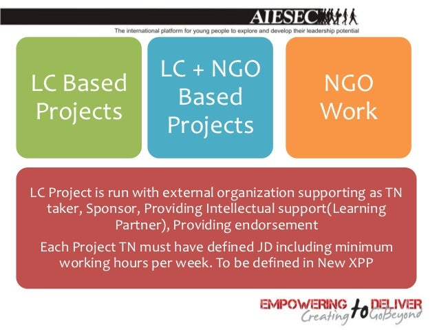 Gcdp projects to do at home.