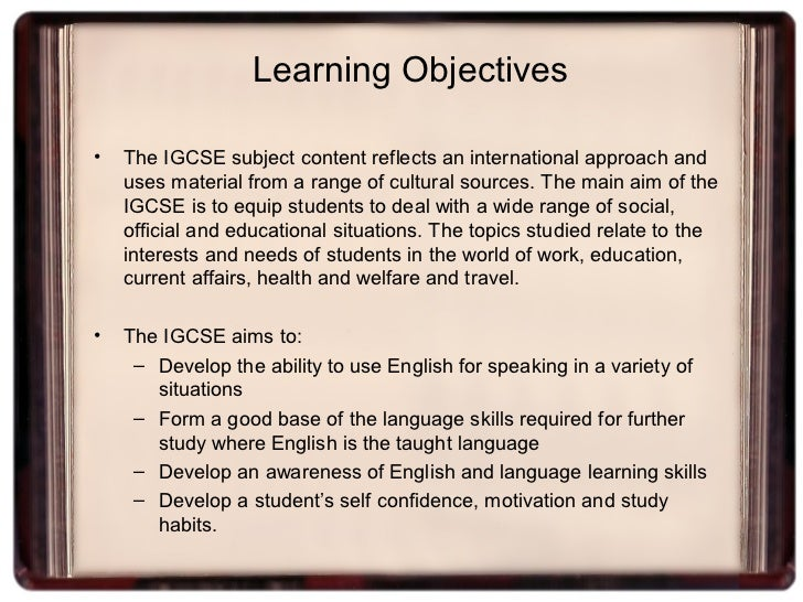cie igcse english coursework Cambridge igcse first language english offers candidates the opportunity to respond with understanding to a rich array of reading texts during the course as a whole candidates will use these texts to inform and inspire their own.