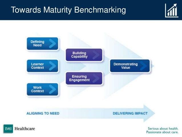 Towards Maturity Benchmarking