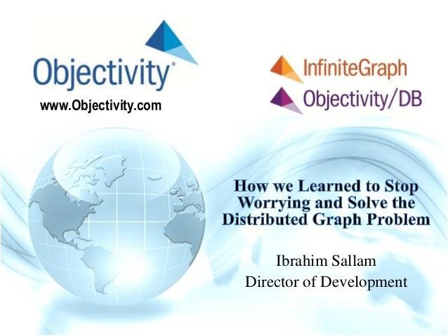 www.Objectivity.comIbrahim SallamDirector of Development