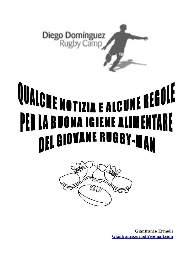 Gianfranco ErmolliGianfranco.ermolli@gmail.com