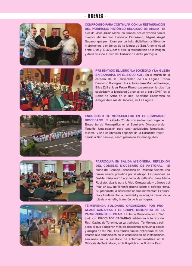 Iglesia Nivariense (Diciembre 17) Slide 2