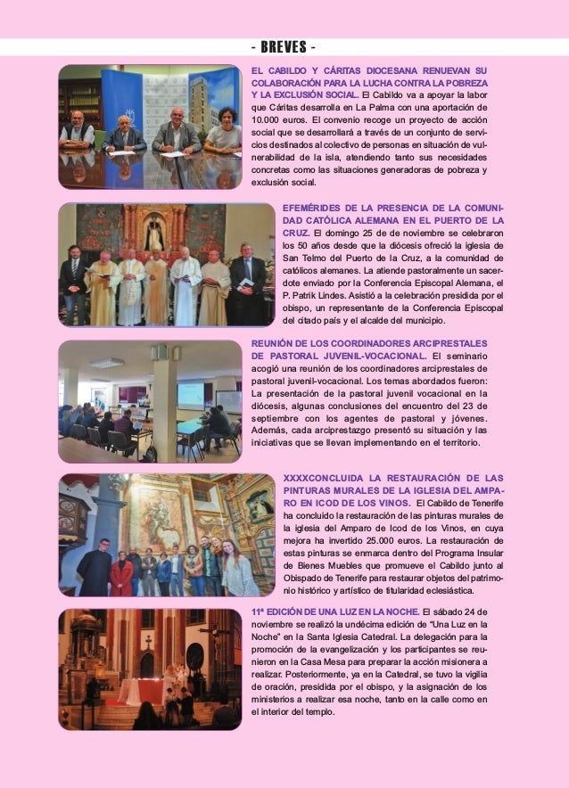 Iglesia Nivariense (Diciembre 18) Slide 2