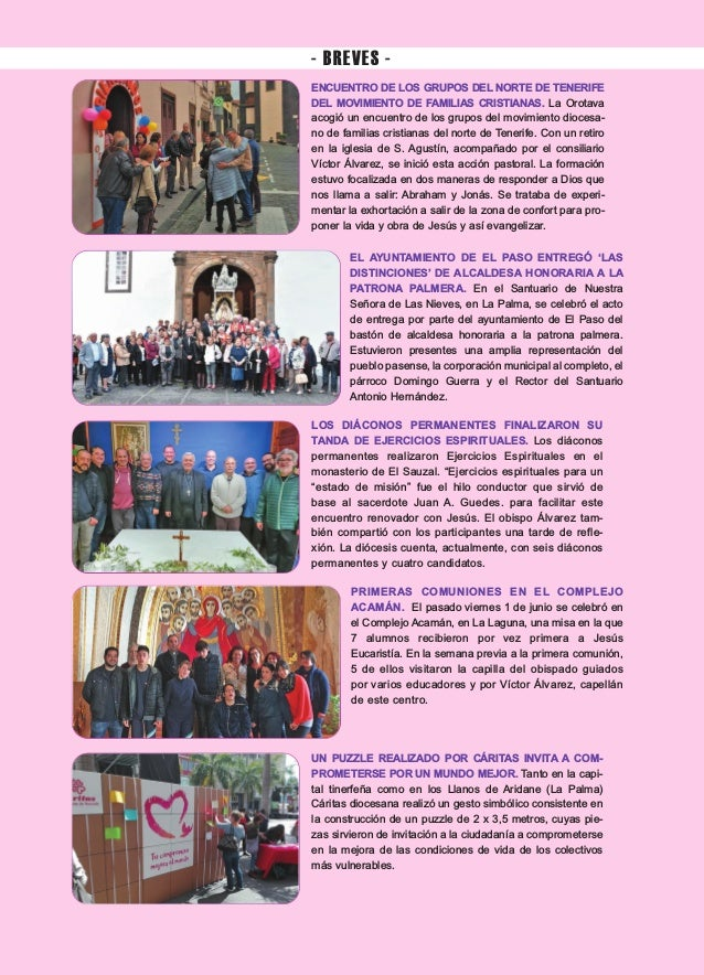 Iglesia Nivariense (Junio 18) Slide 2