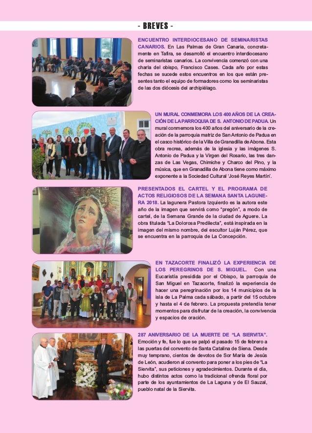 Iglesia Nivariense (Marzo 18) Slide 2