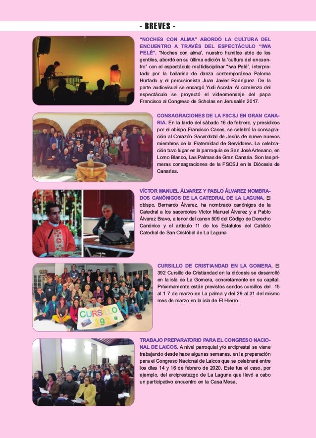Iglesia Nivariense (Marzo 19) Slide 2
