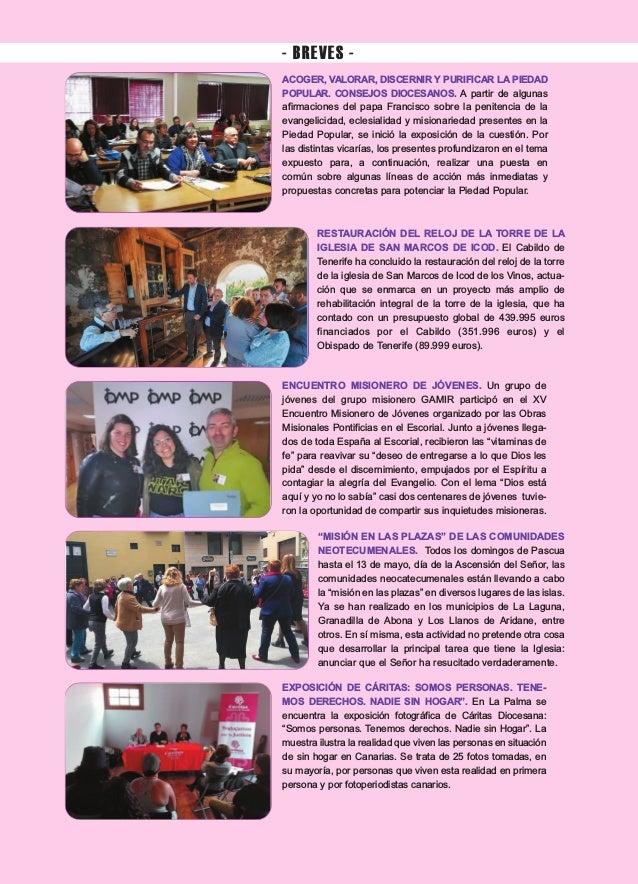 Iglesia Nivariense (Mayo 18) Slide 2