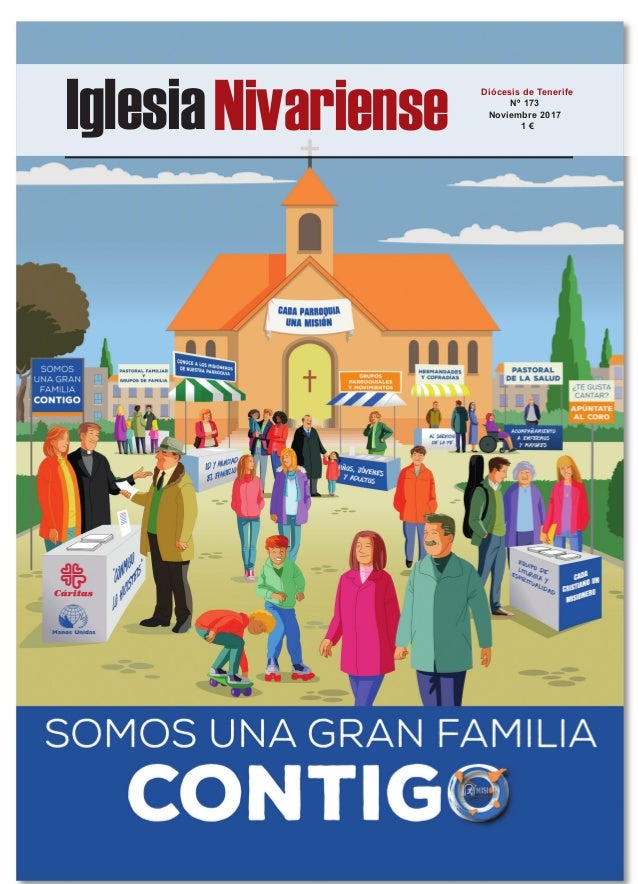 IglesiaNivariense Diócesis de Tenerife Nº 173 Noviembre 2017 1 €