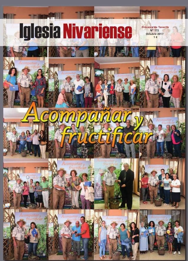 IglesiaNivariense Diócesis de Tenerife Nº 172 Octubre 2017 1 €