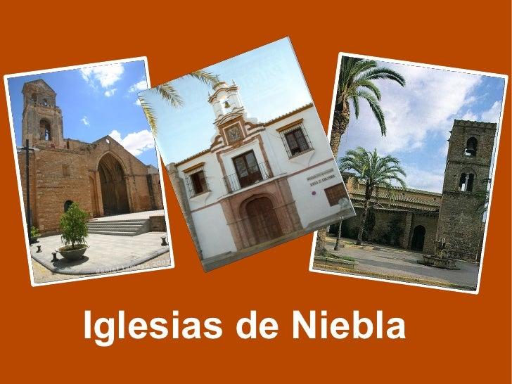 Iglesias de Niebla