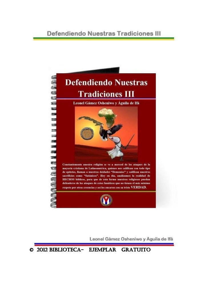 © 2012 BIBLIOTECA-   EJEMPLAR   GRATUITO