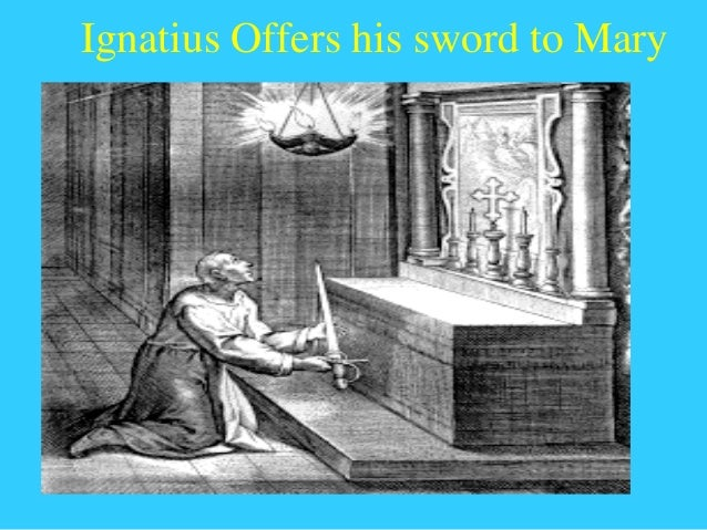 the life of saint ignatius essay Today is the feast of st ignatius, bishop of antioch, martyred  like pope st  clement, who was presbyter and then bishop in rome about ad.
