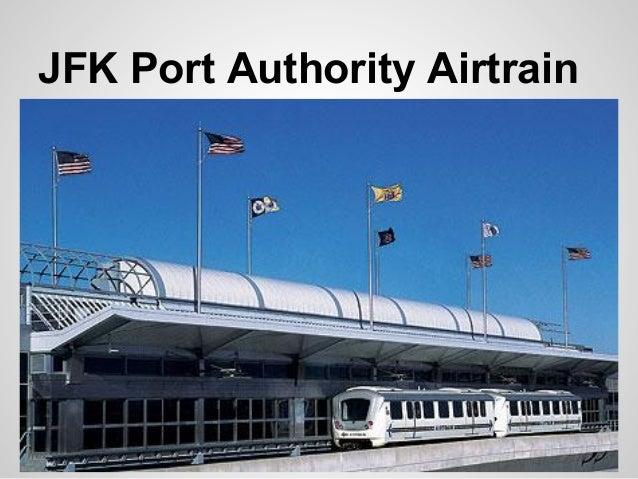 JFK Port Authority Airtrain