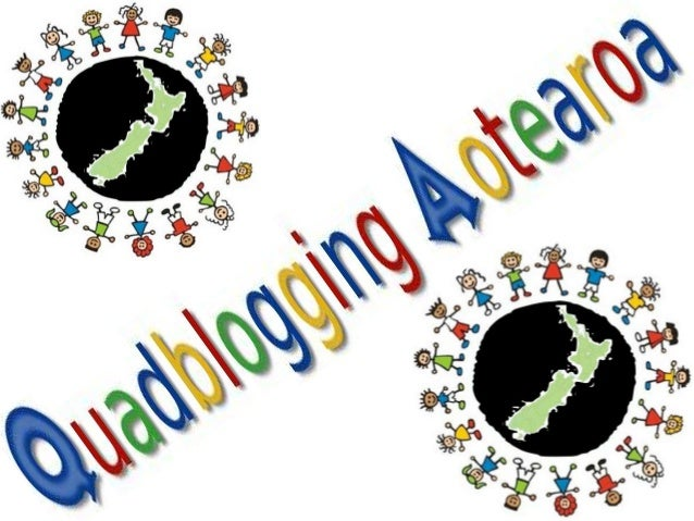 Quadblogging Aotearoa