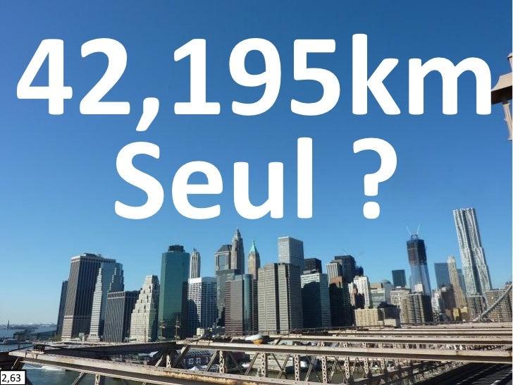42,195km    Seul ?2,63