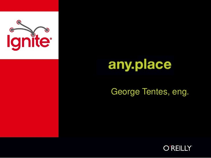 George Tentes, eng.