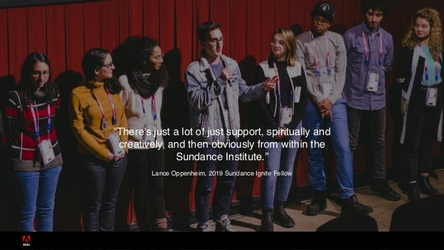 Sundance Ignite Fellows Slide 3