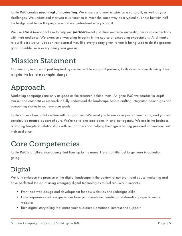 Captivating Simple Capability Statement Template