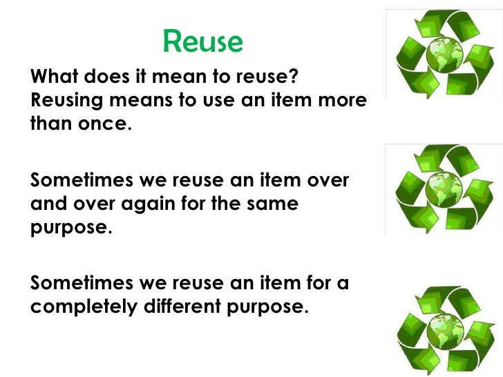Reasoins Why We Over Use Natural Resources
