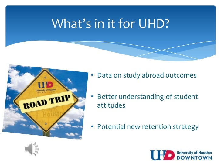 Dissertation study abroad
