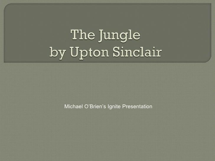 Michael O'Brien's Ignite Presentation