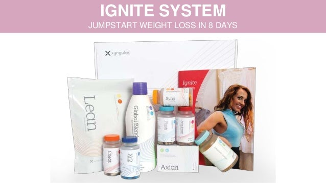 IGNITE SYSTEM JUMPSTART WEIGHT LOSS IN 8 DAYS