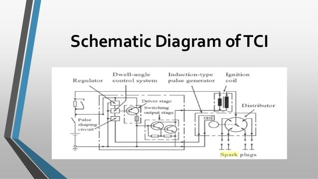 cdi ignition schematic ignition system   engine electronics  ignition system   engine electronics