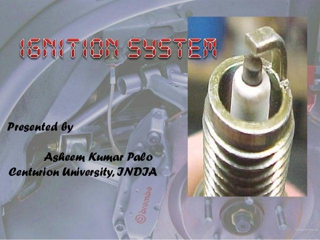 Presented byAsheem Kumar PaloCenturion University, INDIA