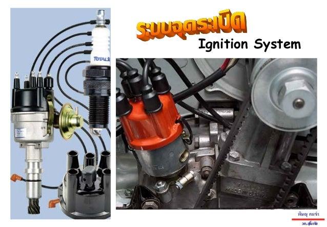 Ignition Systemพิษณุ คมขําวท.สุโขทัย