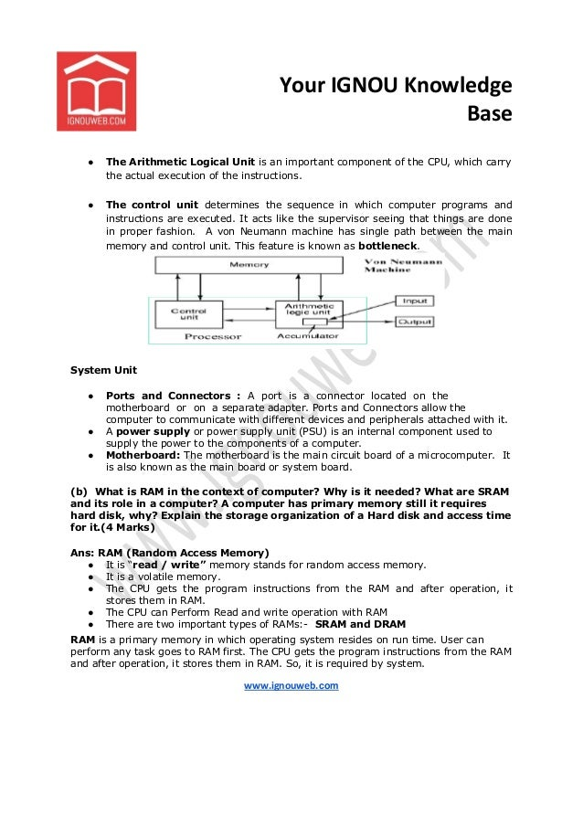 bcs 011 solved Bcs-012 basic mathematics solved assignments 2016-17 - free download as pdf file (pdf), text file (txt) or read online for free.