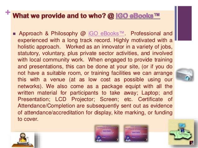 Igo ebooks business strategy plan for authors publishers 10 approach philosophy igo ebooks fandeluxe Images