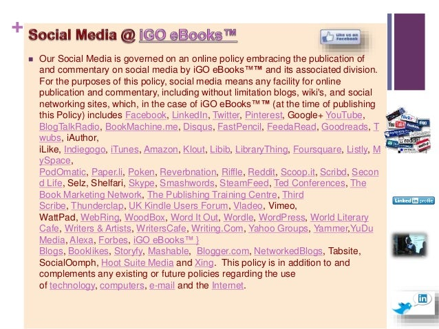 Igo ebooks business strategy plan for authors publishers 52 fandeluxe Images