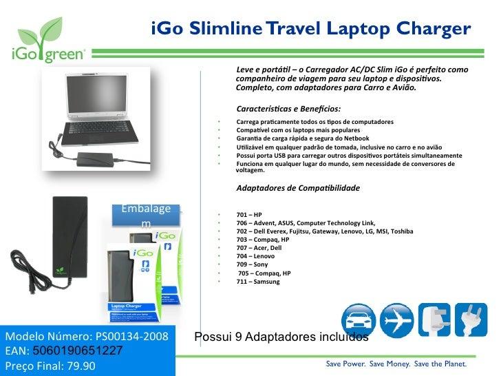 Apresentação iGo Brasil