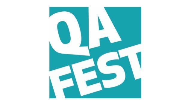 QA Fest 2017. Игорь Колосов. JMeter & Blazemeter Taurus: как взять быка за рога