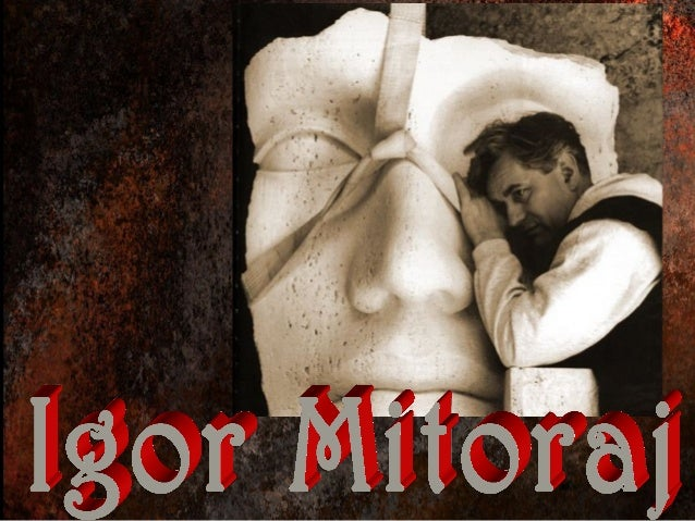Igor Mitoraj (born 1944) - Polish sculptor who used to live in Italy, in 2003 came back to Poland. He draws inspiration fr...