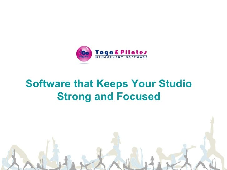 Software that Keeps Your Studio      Strong and Focused