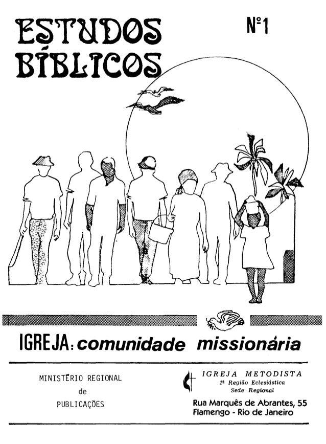 Igreja comunidade missionaria