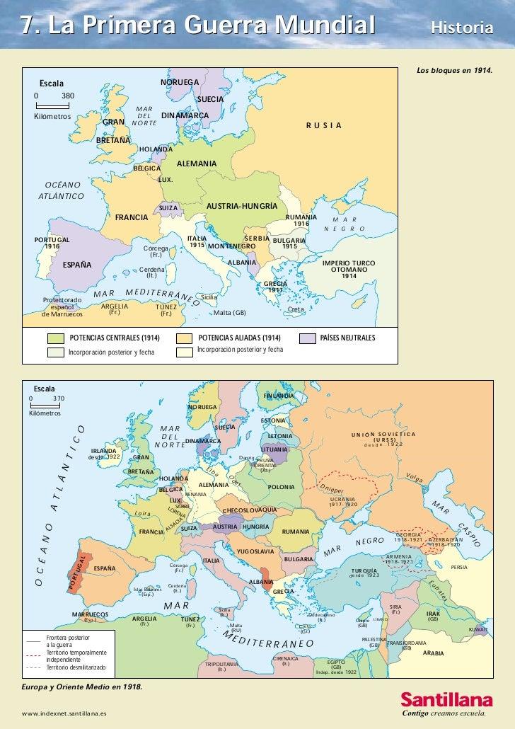 7. La Primera Guerra Mundial                                                                                              ...