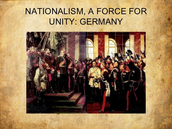 italian german unification essay