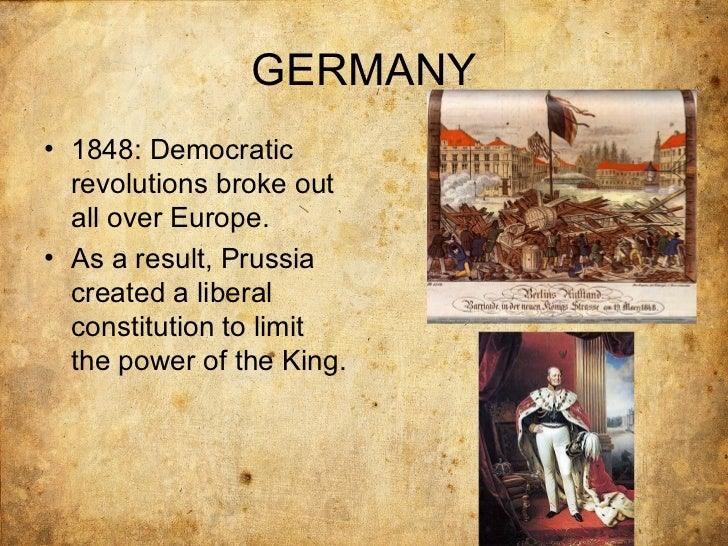 the similarities in the italian and german unification For higher history discover the main factors leading to german unification in 1871, the role of bismark, impact of local wars and the decline of austria italy - italy promised to help prussia in any war against austria, providing austria was the aggressor and italy gained venetia in return these diplomatic moves made it.