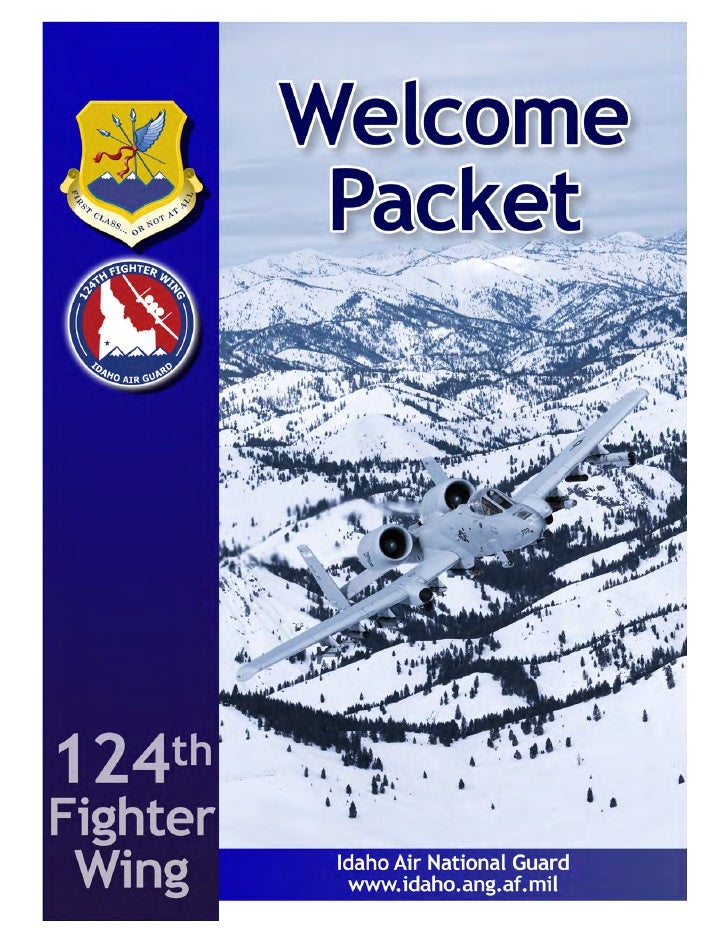 Table of Contents                                            PageCommander's Welcome                           3124th Figh...