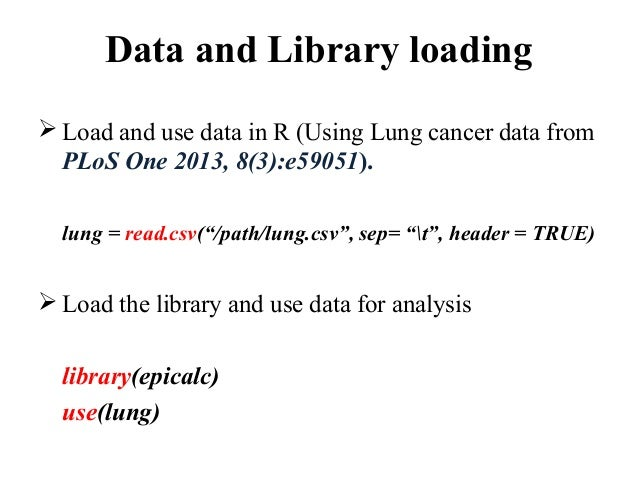logistic regression case study pdf