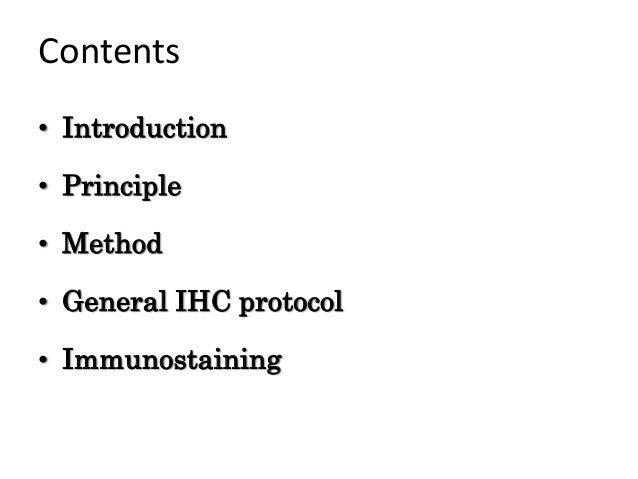 IMMUNOSTAINING PRINCIPLE PDF DOWNLOAD