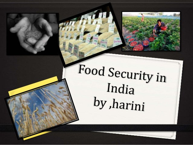 Food security means : 0 availability, 0 accessibility and 0 affordability of food to all people at all times.